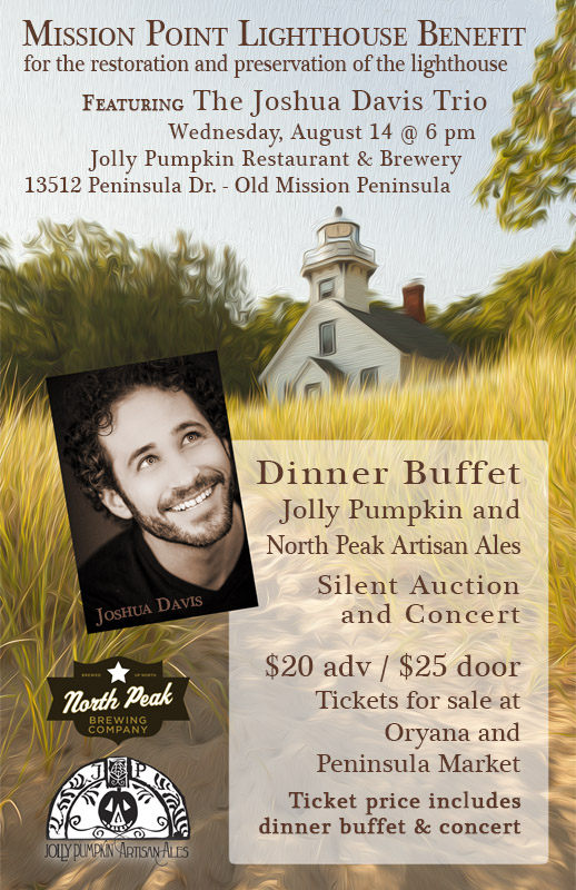 Mission Point Lighthouse Benefit Concert